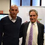Christian Abbiati AC Milan e Pietro Marchioni Sporteventi