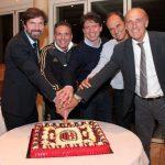Cena Sporteventi 2014 Filippo Galli e Pierino Prati