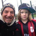 Milan Day Camp 2015 Tecnico dello staff Sporteventi con bambina