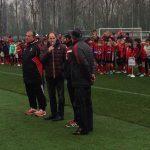 Milan Day Camp 2015 allenatori