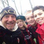 Milan Day Camp 2015 Tecnico dello staff Sporteventi con bambini