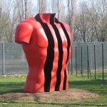 Milan Day Camp 2015 Vismara maglia rossonera