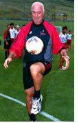 Gino Maldera coach
