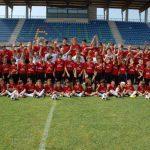 Stadio di calcio AC Milan Camp a Jesolo