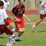 Allenamento AC Milan Junior Camp