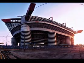 Milano San Siro stadio