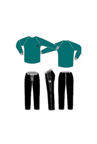 Maglia e pantaloncino portiere