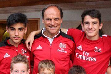 Walter De Vecchi Settore Giovanile AC Milan