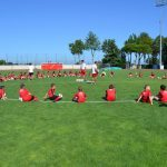 Allenamento Milan Junior Camp Jesolo