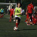 Allenamento AC Milan Camp Lignano