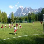 Campo di Calcio AC Milan Cortina d'Ampezzo