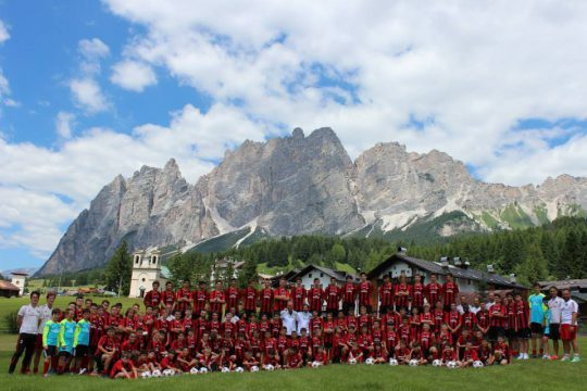Milan Junior Camp Cortina