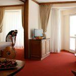 Hotel Alaska Cortina camera