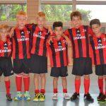 AC Milan campo indoor villaggio Lignano