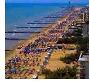 Jesolo Lido beach