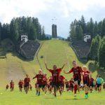 Cortina d'Ampezzo trampolino olimpico