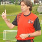 Filippo Galli allenatore AC Milan Camp