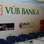 Milan Junior Camp Sporteventi a Bratislava Slovacchia