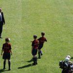 AC Milan Junior Camp Sporteventi a Bratislava Slovacchia