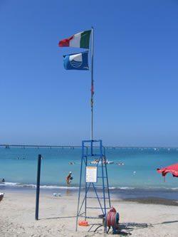 Bandiera Blu spiagge Italia