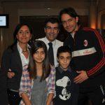 Filippo Inzaghi alla cena AC Milan Junior Camp Sporteventi