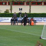 Sporteventi conferenza Milanello