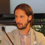 Luca Antonini AC Milan junior Camp 2012 Conferenza stampa