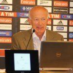 AC Milan junior Camp 2012 Conferenza stampa