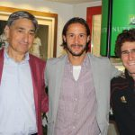 Pietro Marchioni Sporteventi e Luca Antonini AC Milan