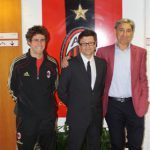 Milan junior Camp 2012 Conferenza stampa
