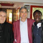Pietro Marchioni Sporteventi e Kingsley Boateng AC Milan