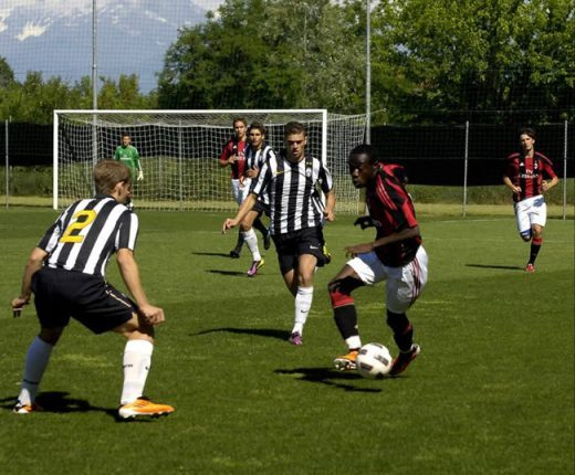 Kigsley Boateng AC Milan