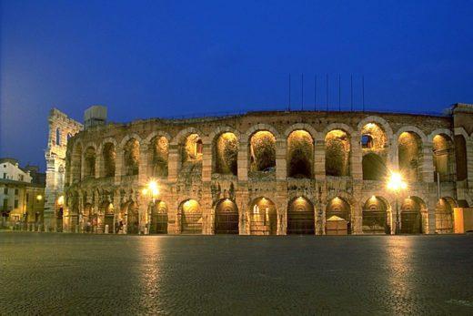 L'Arena di Verona, Italia