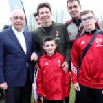 Adriano Galliani at AC Milan Junior Camp Day 2017