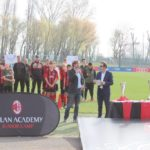 Filippo Galli interviene al Milan Junior Camp Day 2017 al Vismara