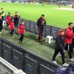 AC Milan Junior Camp Day in the Giuseppe Meazza Stadium of San Siro