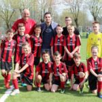 Sporteventi boys and girls at AC Milan Junior Camp Day