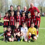 Sporteventi Football summer School at AC Milan Junior Camp Day