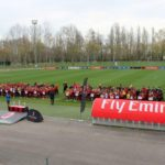 AC Milan Junior Camp Day 2017 in the Vismara Sport Center