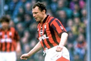Pietro Vierchowood, AC Milan