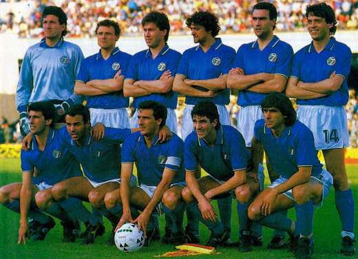 Pietro Vierchowood, Italy national team