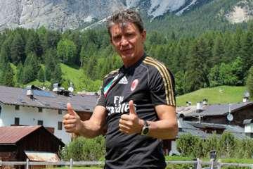 Stefano Eranio, Supervisore AC Milan al Milan Junior Camp