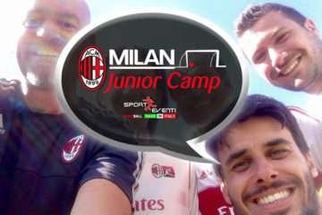 Parents' comments about the AC Milan Junior Camp