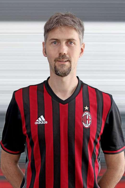Lorenzo Cresta AC Milan, Sporteventi Staff
