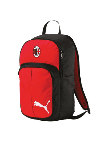 Puma bag of the AC Milan Junior Camp sport kit
